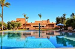 فلل و قصور مفروشة  للايجار  مراكش المغربية