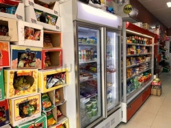 A profitable and well running Grocery shop for sale