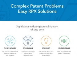 Complex Patent Problems Easy RPX Solutions!
