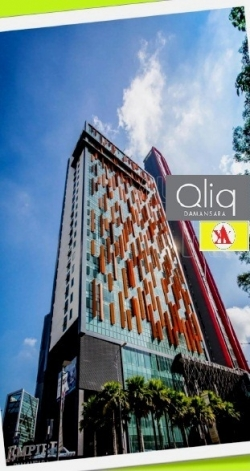 4 Stars Hotel Business in Damansara