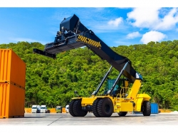 Industrial Equipment Distribution Company (Shipping Container Moving Equipment)