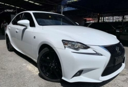 Lexus IS 250 F Sport Sunroof
