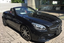 Mercedes-Benz Slc43 3.0 AMG