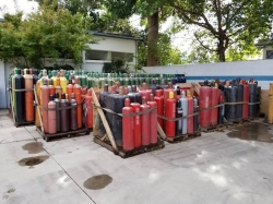 Industrial Gases and Welding Supply