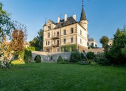 Castle Style Villa in Tabor